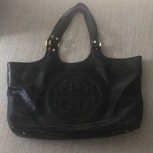 Handbags - Tory Burch authentic black bombe tote